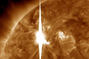solar-storm-flare