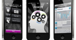 dreamon-iPhone-app