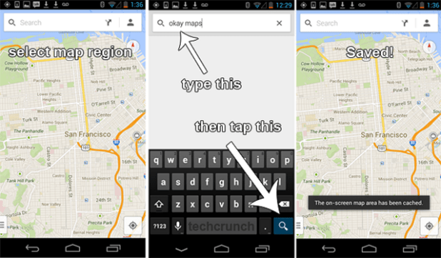 new-google-maps-offline