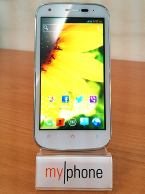 MyPhone A888 Duo Front