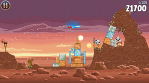 Cherry Mobile Blaze Screencaps Angry Birds Star Wars