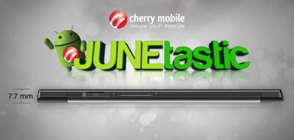 Cherry Mobile Razor Junetastic Teaser