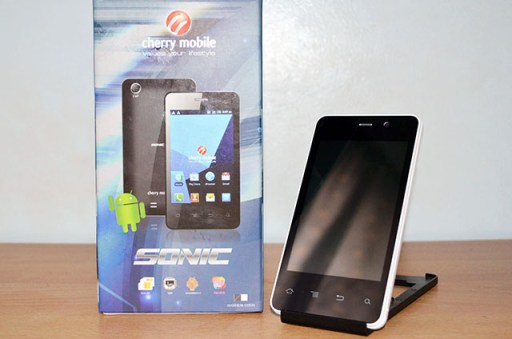 Cherry Mobile Sonic with Box 2