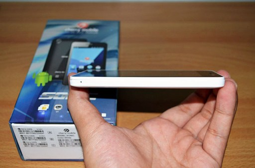 Cherry Mobile Sonic Side View