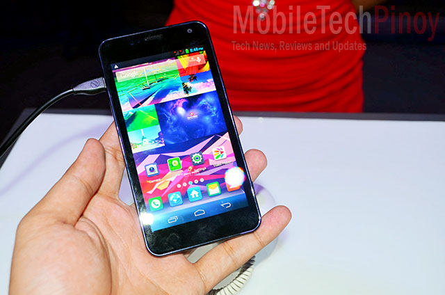 Cherry Mobile Cosmos X Front