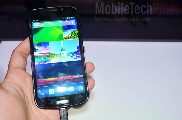 Cherry Mobile Cosmos X2 Front