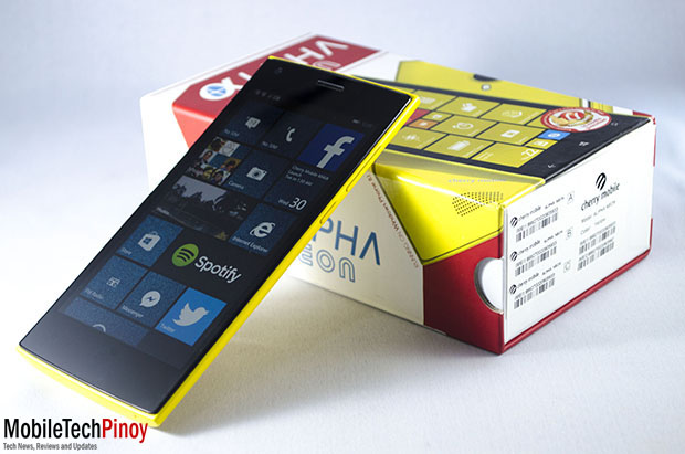 Cherry Mobile Alpha Neon Review: The Low-cost Lumia Killer