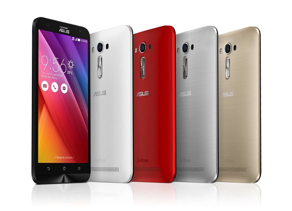 ASUS Zenfone 2 Laser 5.5 S Gets Some Sweet Upgrades at Php8,995