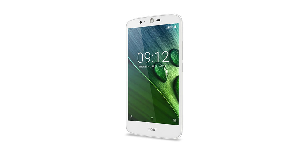 Acer Liquid Zest Plus Comes with 5,000mAh Battery, Tri-focus Camera, and Weird Name