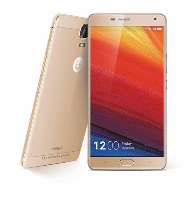 Gionee Marathon M5 Plus Packs Massive 6 Inch Screen and 5,020mAh Battery!