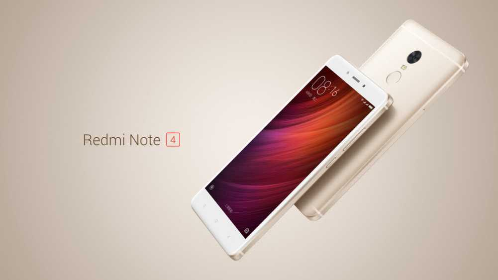 Xiaomi Redmi Note 4 Packs Helio X20 and a Massive 4,100mAh Battery for Cheap!
