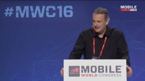 MWC16 Keynote Digital Legends Entertainment