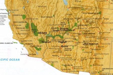 southwest usa map | www.imgarcade.com online image arcade!