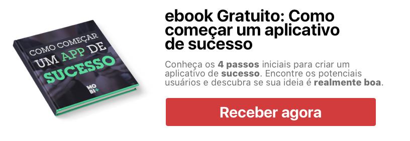 ebook design em aplicativos