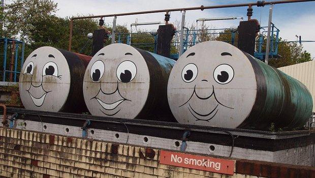 Thomas fuel storage