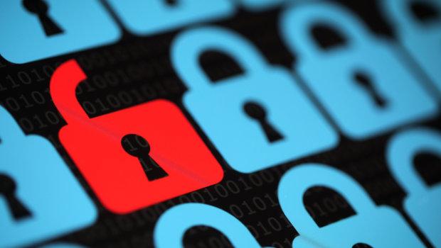 Web data security