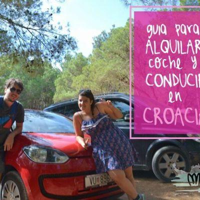GUÍA PARA ALQUILAR COCHE EN CROACIA (Y CONDUCIR!)