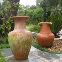 Vasos especiais para jardim de tipos diferentes