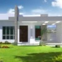 Lindos modelos de casa terrea, grande e pequena