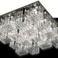 Luminárias de cristais, modelos que são um luxo
