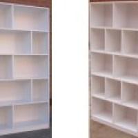 Estantes para livros, os modelos estão diferentes e modernos