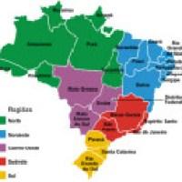 Um pouco sobre as regiões brasileiras, características