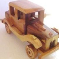 Carrinhos de madeira, as melhores imagens veja!