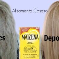 Como alisar o cabelo volumoso ou crespo fácil