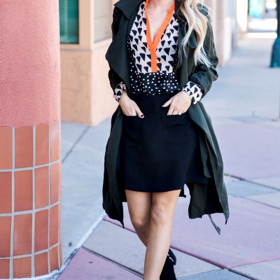 THE BLOUSE YOU NEED THIS FALL