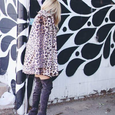 THE LEOPARD COAT YOU NEED THIS WINTER