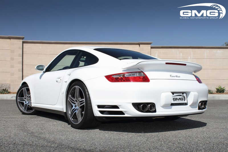 GMG Racing Lowering Springs for 2009-13 Porsche 911 [997.2] Installed at ModBargains.com
