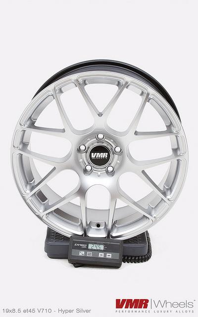 VMR V710 Et45 Hyper Silver