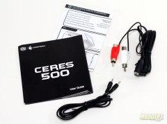 CM Storm Ceres 500 Accessories