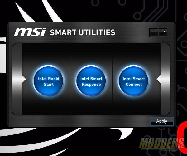MSI Smart Utilities