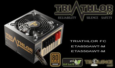 Enermax Triathlor 550w PSU