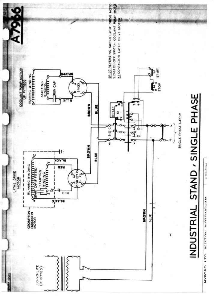Myford lathe motor wiring diagram caferacersjpg myford stand wiring model engineer asfbconference2016 Gallery