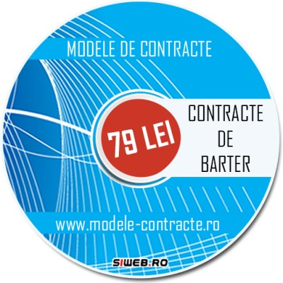 model contract barter