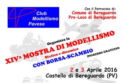 Permalink to:Il CMP e la XIV Mostra al Castello di Bereguardo (PV)