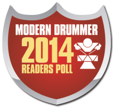 Modern Drummer Readers Poll 2013