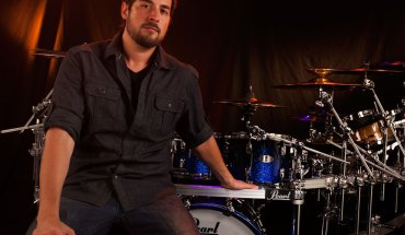Shaun Foist of Breaking Benjamin