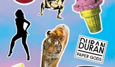 Duran Duran's 'Paper Gods'
