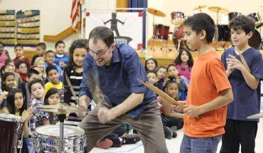 Ed Francis Of Rhythm Workshops