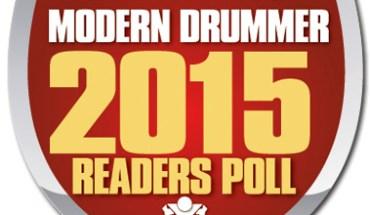 Vote in the Modern Drummer Readers Poll 2015