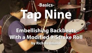 Tap Nine