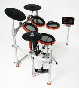 2box DrumIt Five Drumset Modern Drummer