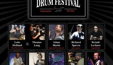 News: Tenth-Anniversary Meinl Drum Festival Lineup Announced!