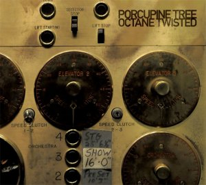 Porcupine Tree's double live album Octane Twisted