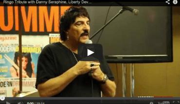 Ringo Tribute with Danny Seraphine, Liberty Devitto, and Carmine Appice Video!