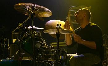 Drummer Tim Alexander