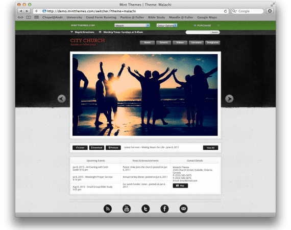 Introducing Church Themer: Some Great WordPress Themes and Templates for Churches
